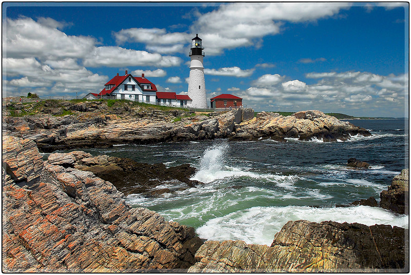 Portland's Lighthouse
