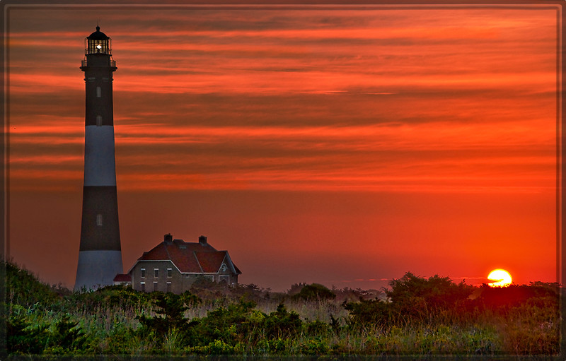 Sunrise, Fire Island