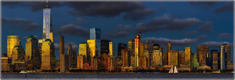 The Hudson Skyline
