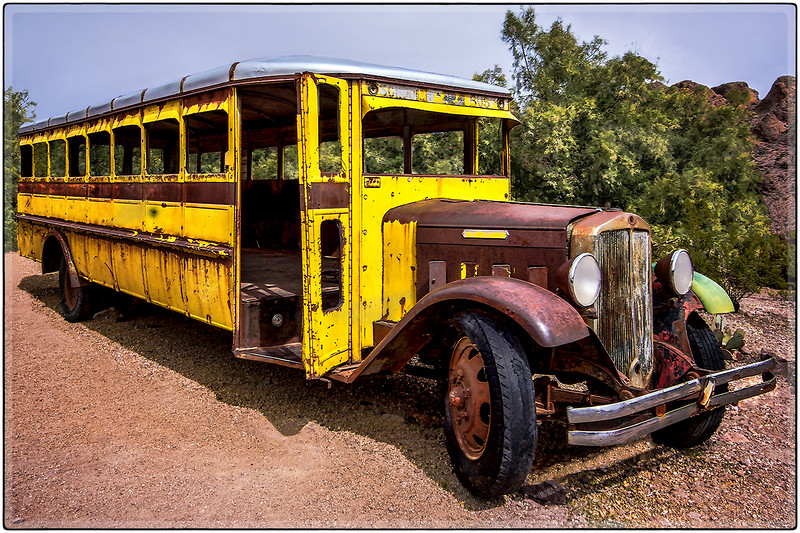 The Yellow School Bus