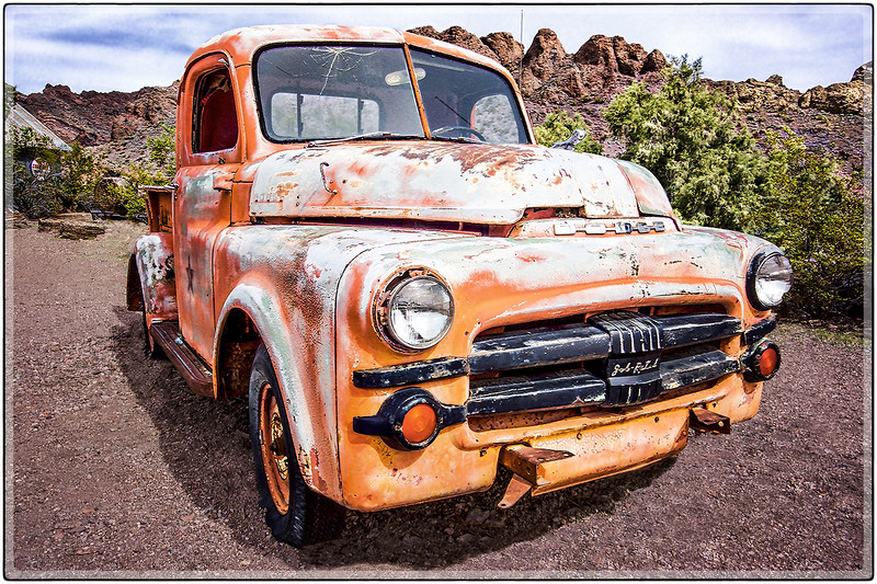 1953 Dodge Pilothouse Pickup Truck