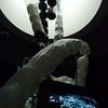 Heavy Flowers - 2012 - plastic tubing - balloons - tv monitors - video - sound