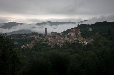 Liguria near Pontedassio