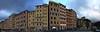The promenade; panorama made with Autopano Giga stitching together 17 single images.<br /> <br /> La passeggiata di Camogli; panoramica realizzata unendo insieme 17 immagini singole.