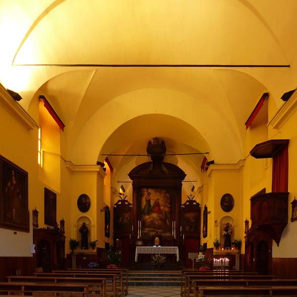 Convento dei cappuccini, Monterosso al Mare