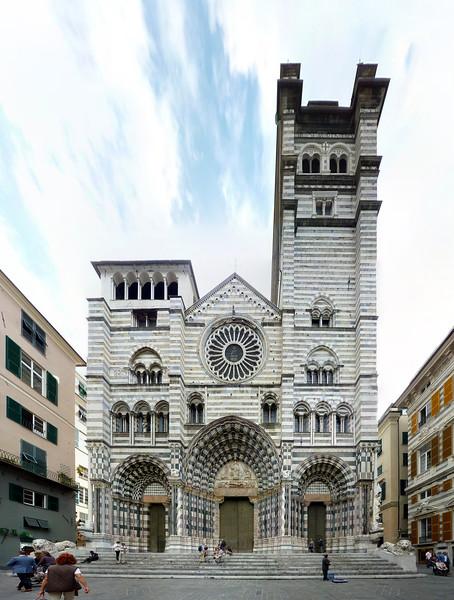 Cattedrale di San lorenzo, genova