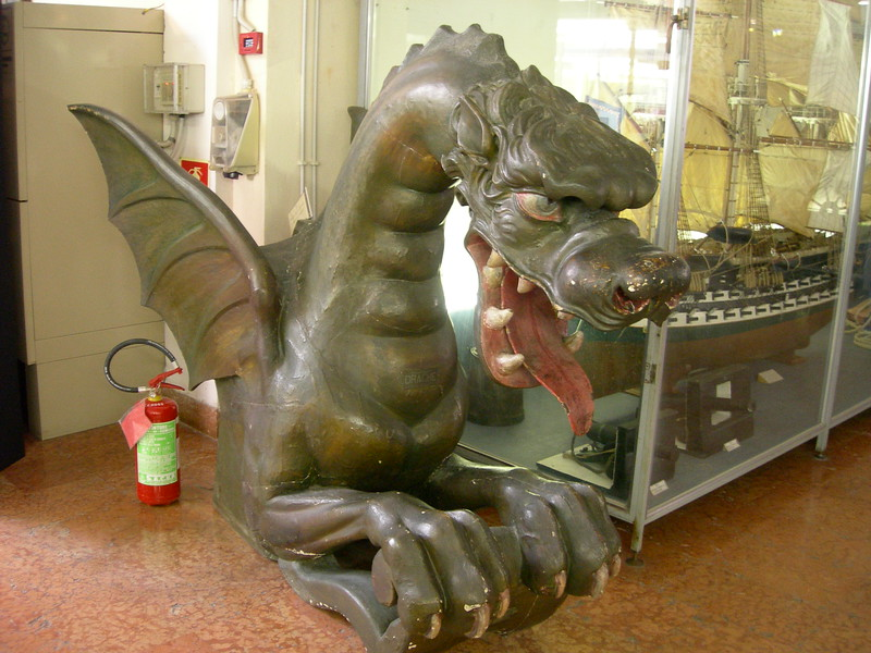 Museo Tecnico Navale La Spezia