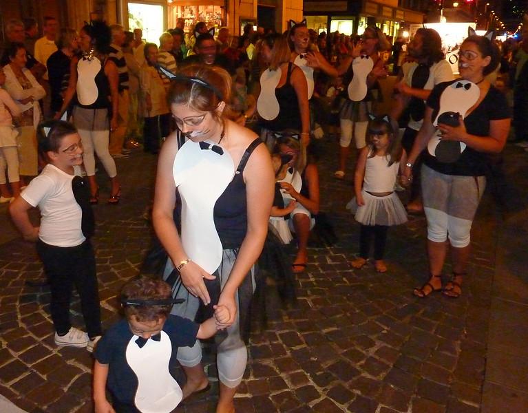 Borgata Cadimare, sfilata del Palio del Golfo 2010, La Spezia