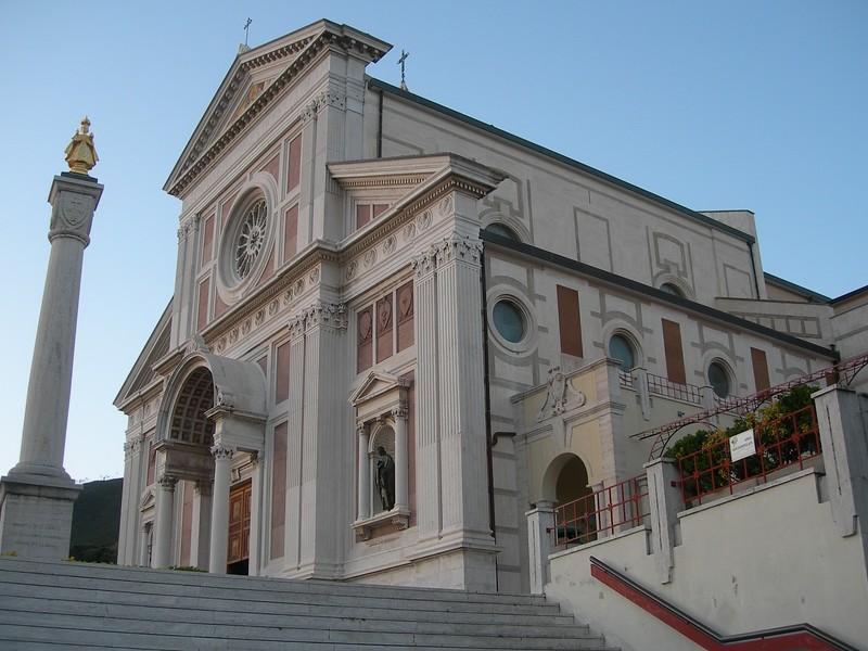 Arenzano, Santuario di Gesù Bambino di Praga.