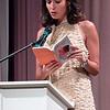 Caterina Balivo, premio letterario donna scrittrice Rapallo Carige.