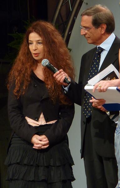 Teresa De Sio, Pier Antonio Zannoni