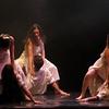 """""""Savor Mediterraneo"""", esibizione della compagnia Danzaprospettiva di Vittorio Biagi al XVIII Festival Internazionale del Balletto Città di Rapallo."""