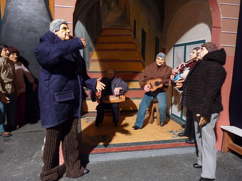 Presepe du Brunzin, Lavagna 2010