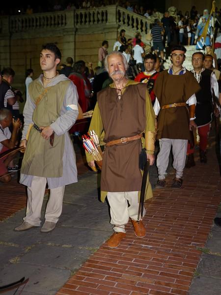 Torta dei Fieschi 2011, Lavagna (GE)