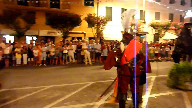 Battaglia di Lavagna, 31 Luglio 2010