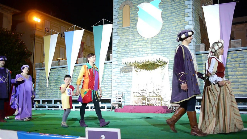 Torta dei Fieschi 2011, Lavagna (GE). Video made with a Panasonic GH2.