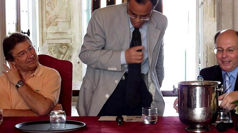 Conferenza di Magdi Cristiano Allam a Villa Durazzo, Santa Margherita Ligure, parte 3.
