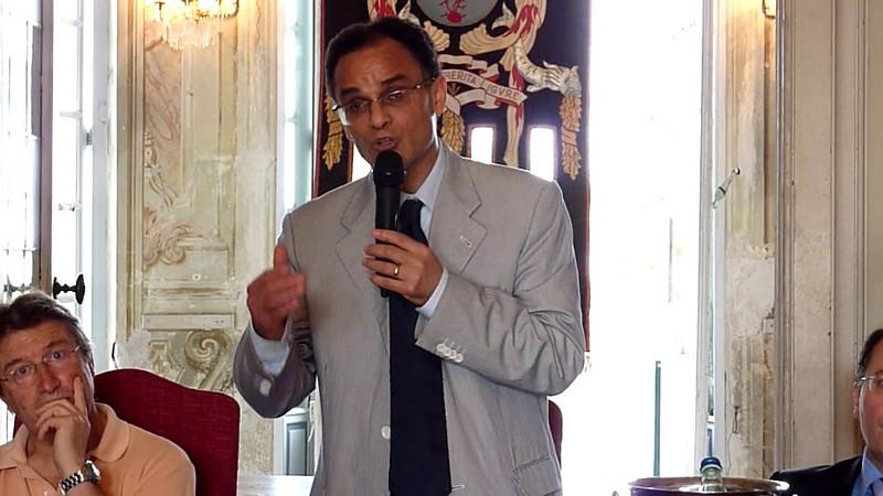 Conferenza di Magdi Cristiano Allam a Villa Durazzo, Santa Margherita Ligure, parte 5.
