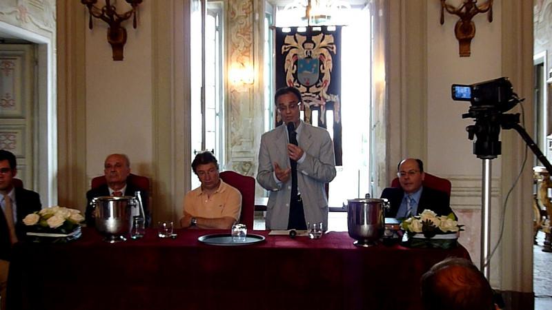 Conferenza di Magdi Cristiano Allam a Villa Durazzo, Santa Margherita Ligure, parte 11.