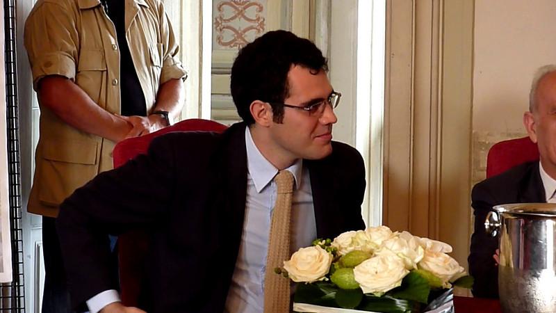 Conferenza di Magdi Cristiano Allam a Villa Durazzo, Santa Margherita Ligure, parte 10.