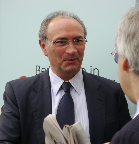 Federico Ghizzoni, AD di Unicredit