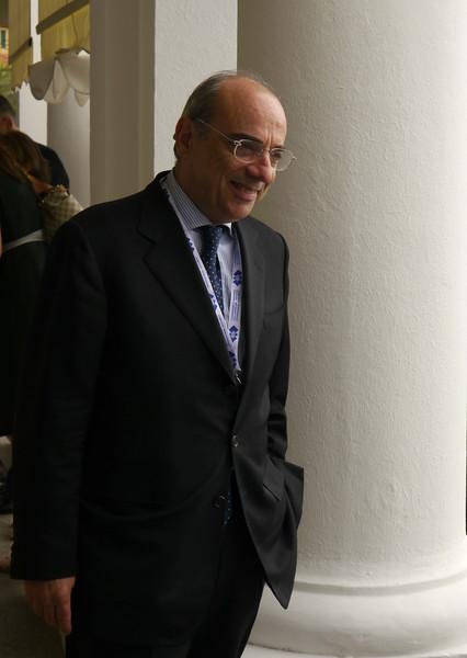 Il senatore Nicola Rossi, presidente dell'Istituto Bruno Leoni