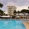 Grand Hotel Miramare di Santa Margherita Ligure, la piscina