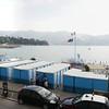 La vista dal Grand Hotel Miramare di Santa Margherita Ligure.
