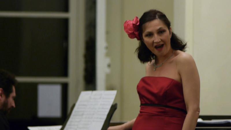 "Edith Piaf, ""La vie en rose"", (Susanna Gozzetti)"