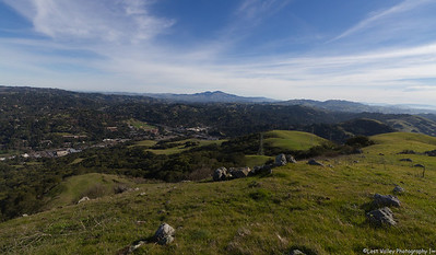 DeLaveaga Trail, on EBMUD, Orinda, Calif.