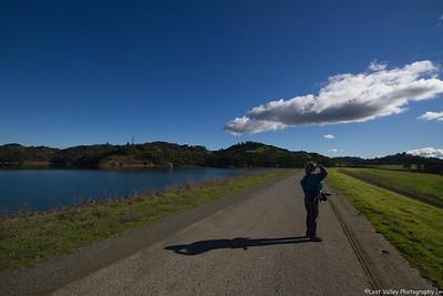 Briones Reservoir, EBMUD