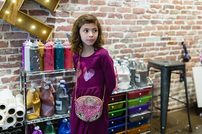 Lila 8 Year Birthday Party