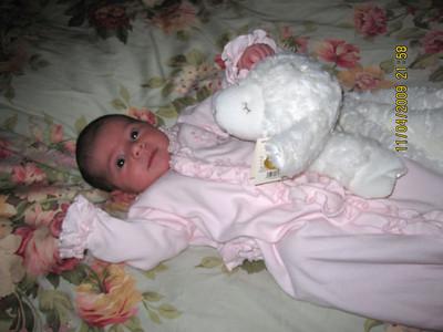 Lila - age 19 days