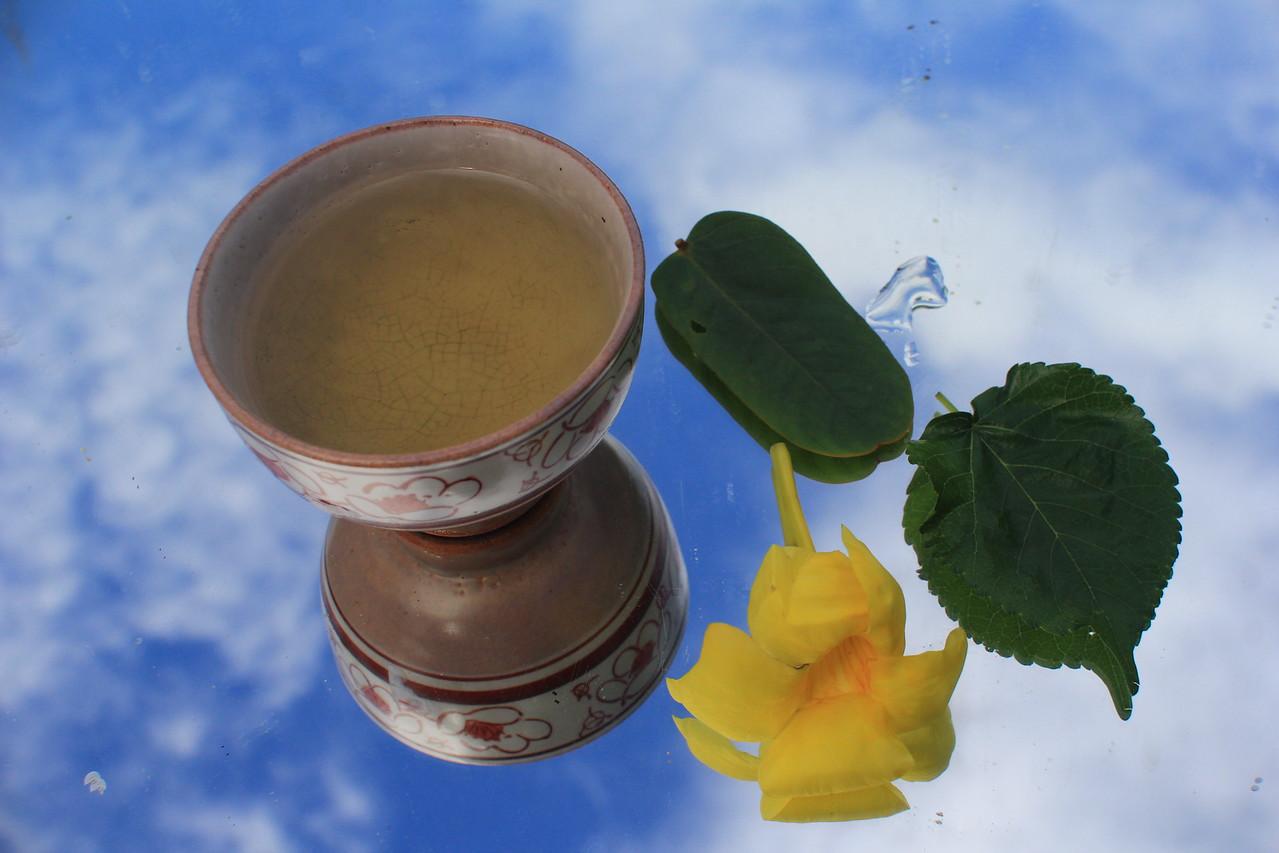 Herbal tea'n Heavens 1-st recipe