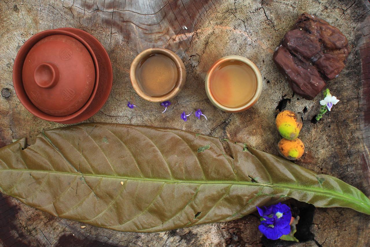 daytime tea Q4/1pm
