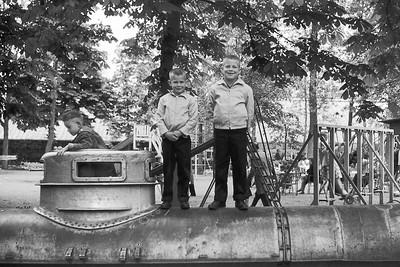 Tom and David 1958-1961