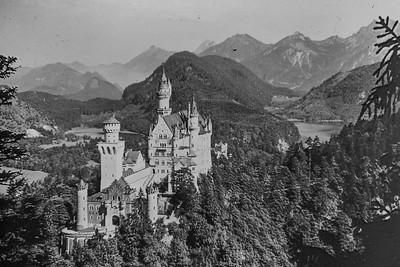 Neuschwanstein 1958-1961