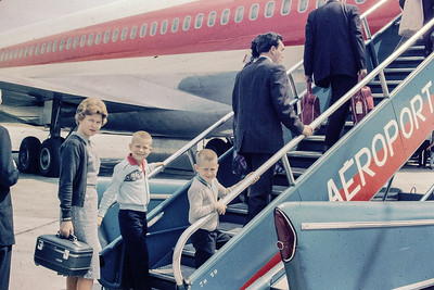 Jo, Tom and David 1961