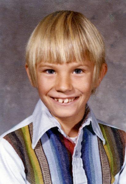 12 - Chris Leamy age 8