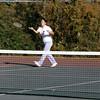 31 - Jane playing tennis - Nov 1986