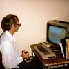 29 - John playing video games