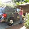 Suzy's new car