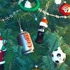 Christmas ornaments - coke