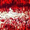 Springsteen concert7-crowd surfing