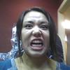 Lisa at dentist - clean teeth