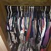 Lisa closet in SF house