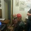 GrossJohn watching Hitlet video 12-28-13