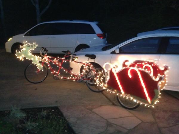 Santa cycle - 2