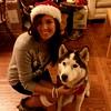 Susan and Dexter 12-14-2013