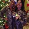 Jane and Tracy Preston pajama party